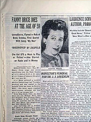 Brice Nl The Fanny Brice Collection
